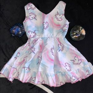 Other - Toddler Unicorn 🦄 Dress